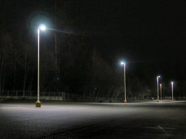 Led parking lot lights seattle wa commercial parking lot lighting commercial parking lot lighting installed and repaired aloadofball Image collections