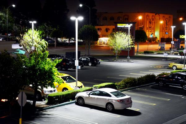 LED-Parking-Lot-Lighting-Fixtures-Olympia-WA